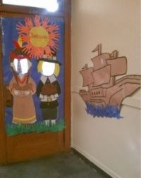 1000+ images about Bulletin Boards & Door Decor on ...