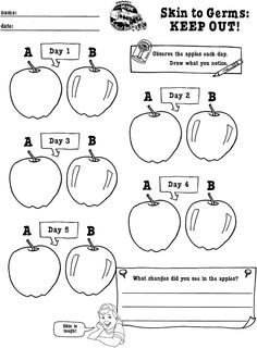 Hand Washing Poster: Use this resource as a sequencing