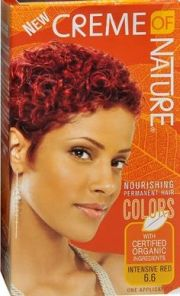 red hair colors black women