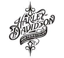 Harley davidson, Logos and Clip art on Pinterest