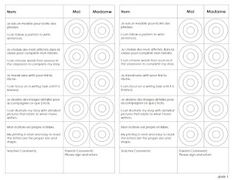1000+ images about World Language Rubrics on Pinterest