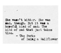 Perks of Being a Wallflower quotes found on Polyvore