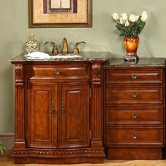 Brentwood Single   Inch Traditional Bathroom Vanity With Top Option Construction On New Home Pinterest Antiques Bathroom Vanities And