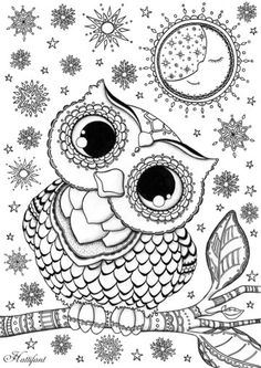 1000+ images about Coloring Pages for grown ups on