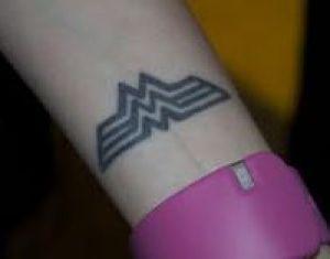 Wrist Tattoo Ideas On Pinterest Wonder Woman Tattoos