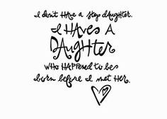 1000+ images about I love my stepdaughter! on Pinterest