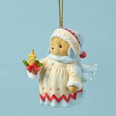 Cherished Teddies Ornamenten On Pinterest Ornaments