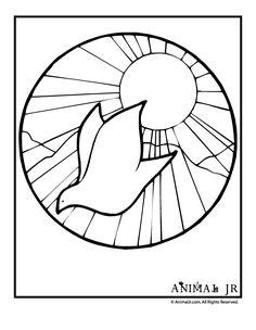 Dibujo de una paloma mensajera con carta de amor