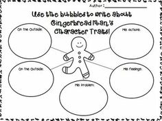 1000+ images about Gingerbread Men Ideas on Pinterest