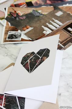 Valentines Card DIY