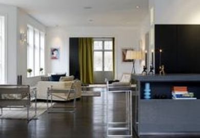 Black Walls Ideas For Your Modern Interiors 32 Examples