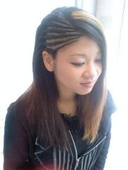 graceful hair makeover dope asian