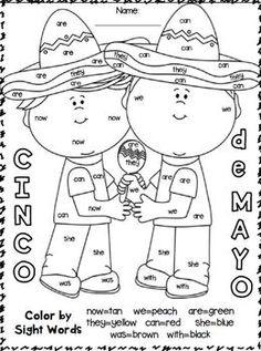 Cinco de Mayo Sombrero: This sombrero activity could be