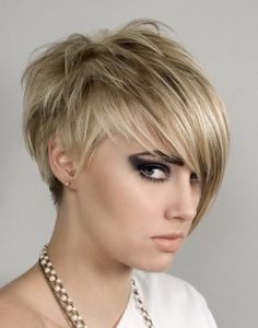 Short Haircuts On One Side Long Other Short Hair Trend 2017