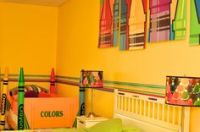 1000+ images about Crayola room on Pinterest | Melted ...