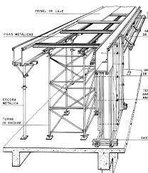 Cerramiento exterior con paneles sandwich, en Panel g.r.c