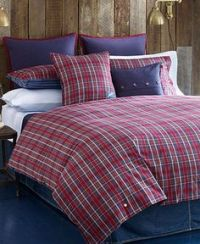 """To """"Americana"""" & male looking. Tommy Hilfiger Bedding ..."""
