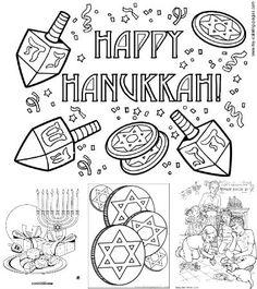 FREE Jewish Printables for Homeschool, Preschool, Hebrew