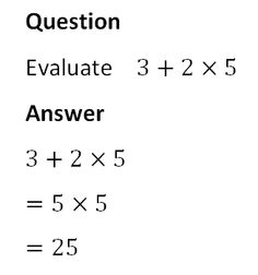 1000+ images about Order of Operations on Pinterest