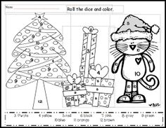 Pete the Cat activities: FREE Pete the Cat Saves Christmas