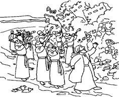 Sunday School Kids Bible Stories Activity: Jesus Feeds the