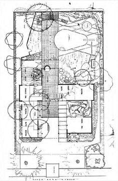 Case Study House No.20(A) : Bailey House, Pacific