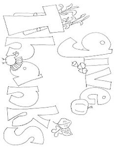 Creation coloring pages, Coloring pages and Coloring on