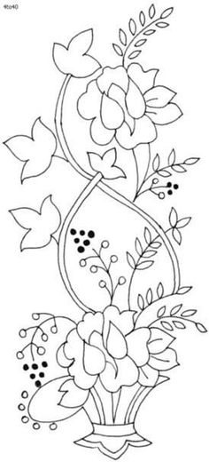 applique / embroidery shapes & patterns on Pinterest