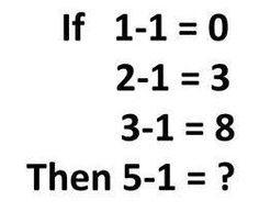 IQ Catch puzzle, can you solve it? www.IQCatch.com