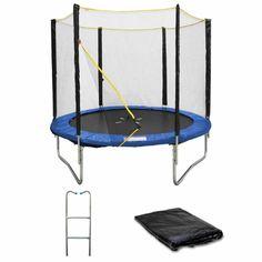 pack trampoline cm trampoline filet echelle et bache sport jardin garden trampolinetrampolinessonsgames