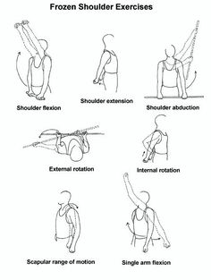 Try These Range Of Motion Exercises With Them And Let Us