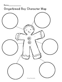Gingerbread, Second grade and Gingerbread man on Pinterest