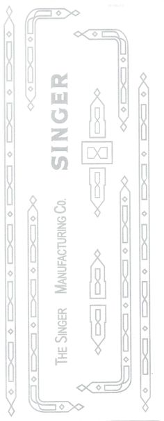 1000+ images about Restoration Decals for Singer Sewing