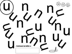 Letter Recognition Activities,Early Learning Worksheets
