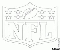 Football Coloring Pages Football Field Coloring Page