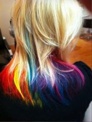 rainbows and tips