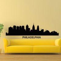 Philadelphia Skyline Tattoo   Philadelphia   Pinterest ...