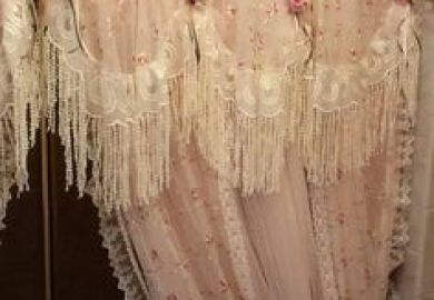 Shabby Chic Shower Curtains Curtain Ideas
