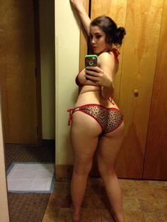 cute latina selfie