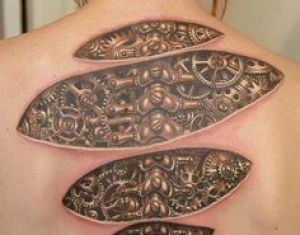 Realistic 3d Peacock Tattoos On Pinterest Peacock