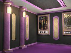 Construire Salle De Projection Recherche Google Home Cinéma