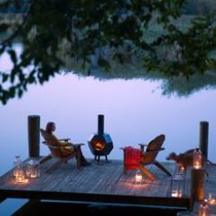 Swing Chair Lagos Rail Corners Swim Bench, Dock Lake Hartwell, Keowee, Jocassee | Ideas Pinterest ...