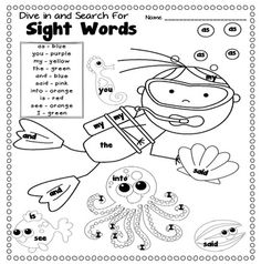 worksheets color by numbers shark 6 10 color by numbers