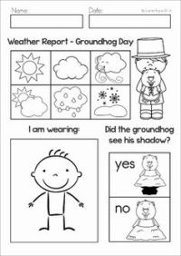 It's Groundhog Day! 16 Free Teacher Ideas | Poem
