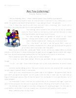 LOTS of FREE Reading Comprehension Passages & Worksheets