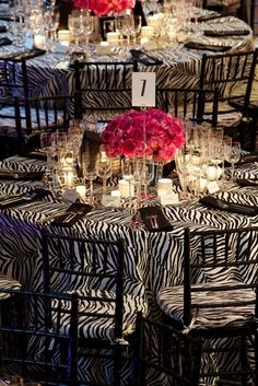 leopard print accent chair antique with carved face zebra wedding on pinterest | wedding, stripe and purple invitations