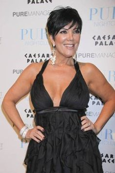 Kris Jenner Photograph A Women With Style Pinterest