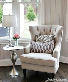 Early Fall House Tour By Dear Lillie THIS IS THE EXACT CHAIR I