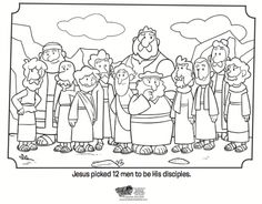 1000+ images about Disciples Sunday school lesson on