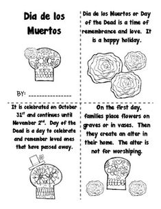 1000+ images about Day of the Dead Activities on Pinterest